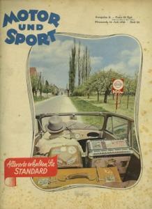 Motor & Sport 1938 Heft 28