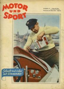 Motor & Sport 1938 Heft 21