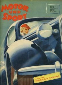 Motor & Sport 1938 Heft 50