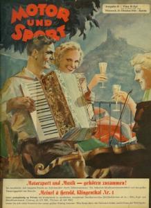 Motor & Sport 1938 Heft 44