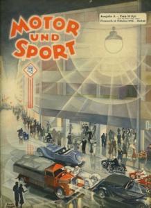 Motor & Sport 1938 Heft 42