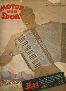 Motor & Sport 1938 Heft 40