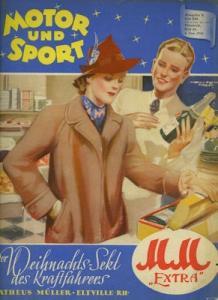 Motor & Sport 1938 Heft 49