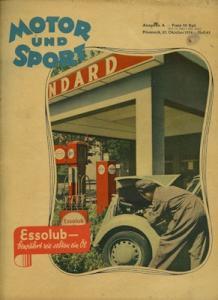 Motor & Sport 1938 Heft 43