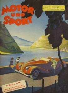 Motor & Sport 1938 Heft 37