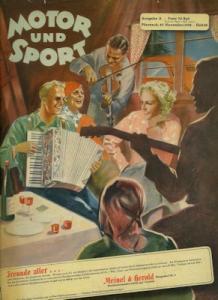 Motor & Sport 1938 Heft 48