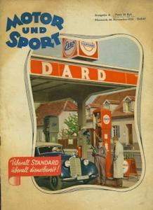 Motor & Sport 1938 Heft 47