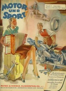 Motor & Sport 1938 Heft 46