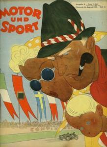Motor & Sport 1938 Heft 34
