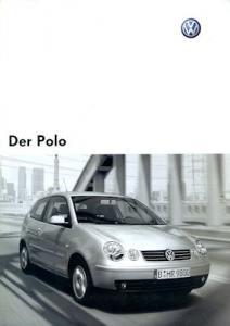 VW Polo 4 Prospekt 9.2003