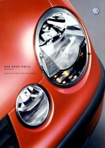 VW Polo 4 Preisliste 11.2001