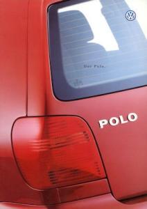 VW Polo 3 Prospekt 4.2000