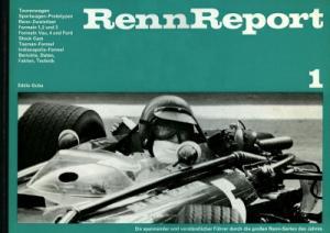 Guba, Eddie Rennreport Nr.1 1968