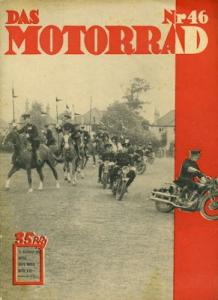 Das Motorrad 1936 Heft 46