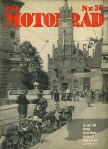 Das Motorrad 1936 Heft 30