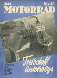 Das Motorrad 1935 Heft 48