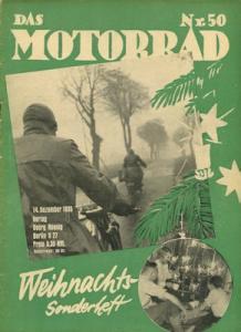 Das Motorrad 1935 Heft 50
