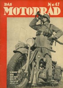 Das Motorrad 1935 Heft 47