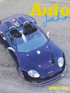 Auto-Jahr 2001-02 Nr. 49