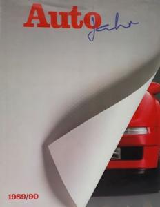 Auto-Jahr 1989-90 Nr. 37
