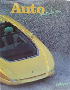 Auto-Jahr 1990-91 Nr. 38