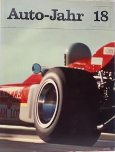 Auto-Jahr 1970-71 Nr. 18