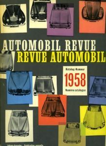 Automobil Revue 1958