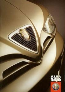 Alfa-Romeo 146 Preisliste 2.2000