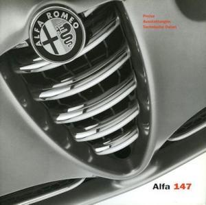 Alfa-Romeo 147 Preisliste 1.2001