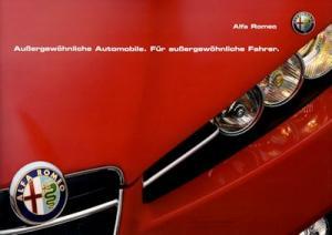 Alfa-Romeo Programm 2008