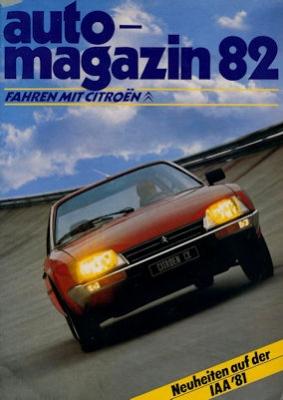Citroen Programm 1982 0