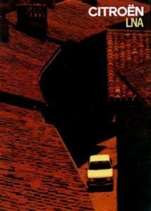 Citroen LNA Prospekt 1982