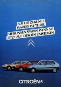 Citroen Programm 9.1983