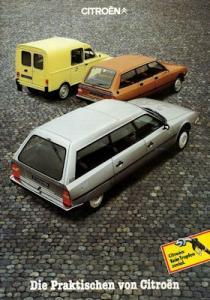 Citroen Programm 10.1981