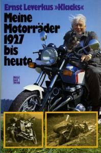 Ernst Leverkus Meine Motorräder 1927 bis heute 1986