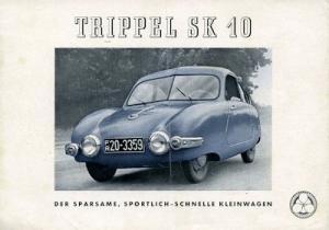 Trippel SK 10 Prospekt 1950