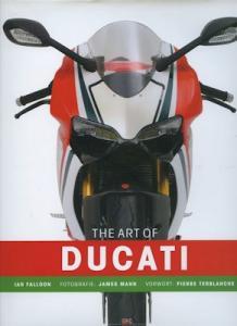 Ian Falloon The Art of Ducati 2014