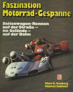 Isenberg / Rebholz Faszination Motorrad Gespanne 1984