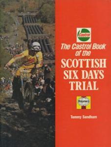 Tommy Sandham Scottish Six Days Trail 1982