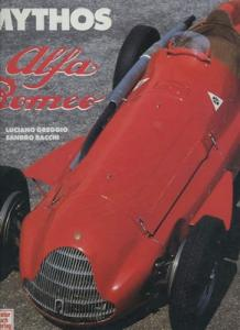 Greggio / Bacchi Mythos Alfa Romeo 1993