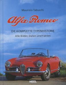 Maurizio Tabucchi Alfa Romeo Typenhistorie 2000