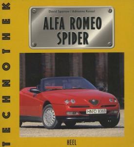 Technothek Alfa Romeo Spider 1996