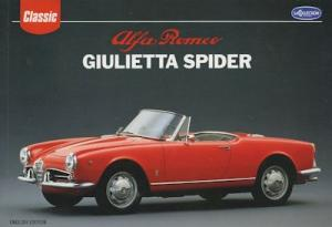 Bruno Alfieri Alfa Romeo Giulietta Spider 1993
