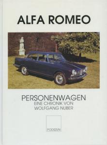 Wolfgang Nuber Alfa Romeo Personenwagen 1993