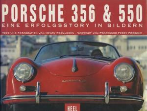 Heel Verlag Porsche 356 & 550 1992