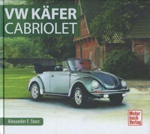 Schrader Motor Chronik VW Käfer Cabriolet 2016