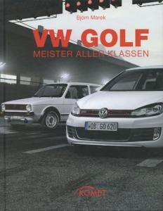 Björn Marek VW Golf (1-6) Meister aller Klassen 2009