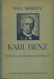 Paul Siebertz Karl Benz 1943