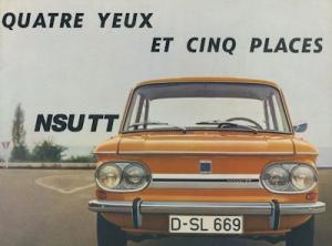 NSU TT Prospekt 9.1969 f
