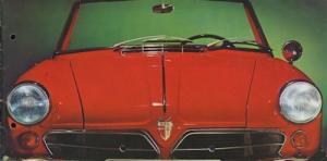 NSU Spider Wankel Prospekt 1965